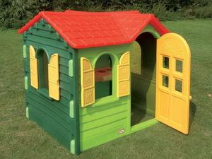 Построить домик на даче своими руками